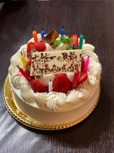 1オーナー誕生日