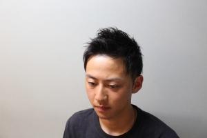 王道ショート メンズ 大阪 難波 浪速区 メンズ美容室 リレーション